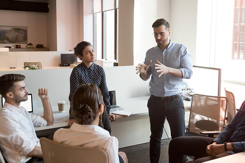 Coaching de cadres / dirigeants